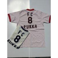 FULL COUNT(フルカウント)PRINT RINGER TEE ''FC 8 PUKKA''