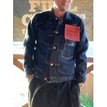 他の写真1: FULL COUNT フルカウント T-Back Type 1 Denim Jacket