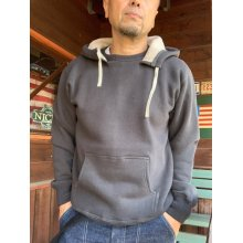 他の写真2: FULL COUNTフルカウントAFTER HOOD SWEAT SHIRTS MOTHER COTTON BLACK