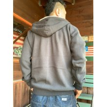 他の写真3: FULL COUNTフルカウントAFTER HOOD SWEAT SHIRTS MOTHER COTTON BLACK