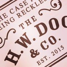 他の写真1: THE H.W.DOG&CO  SC Knit Cap/SCニットキャップ BLACK ブラック